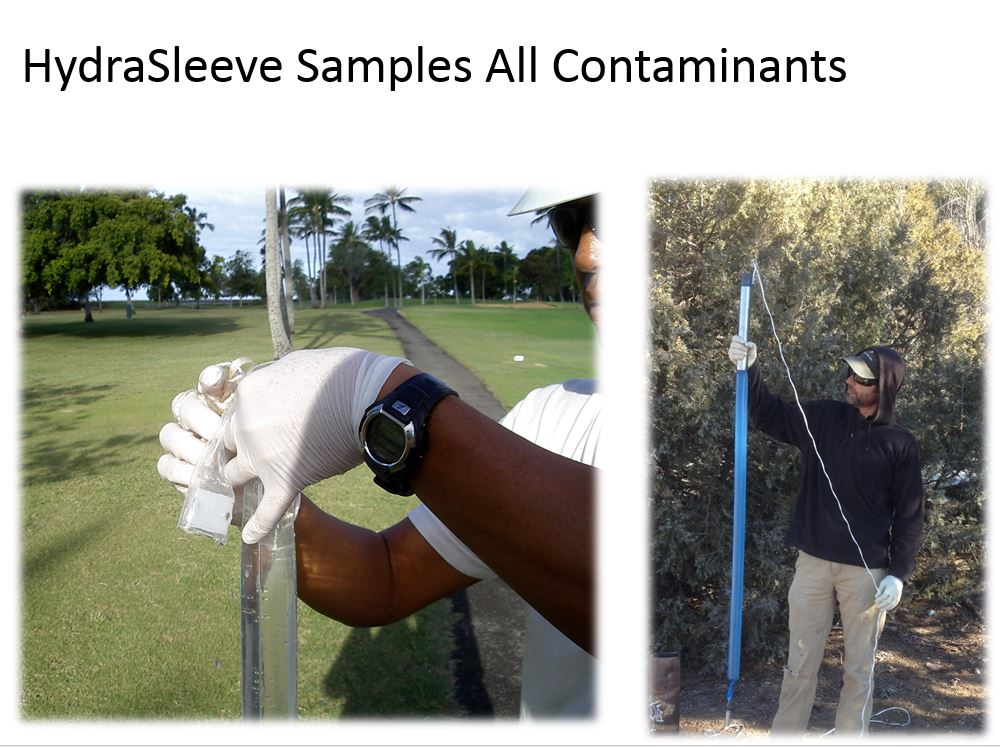 HydraSleeves Sample for All Contaminants